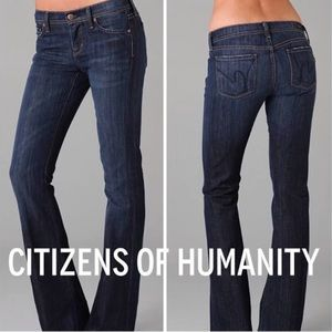 Citizens of Humanity Ingrid flare jeans NWT